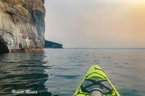 Pictured Rocks Kayak-8231