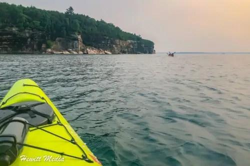 Pictured Rocks Kayak-8240