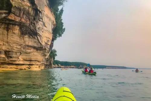 Pictured Rocks Kayak-8254