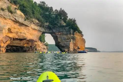 Pictured Rocks Kayak-8258