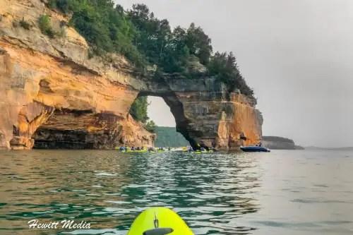 Pictured Rocks Kayak-8259