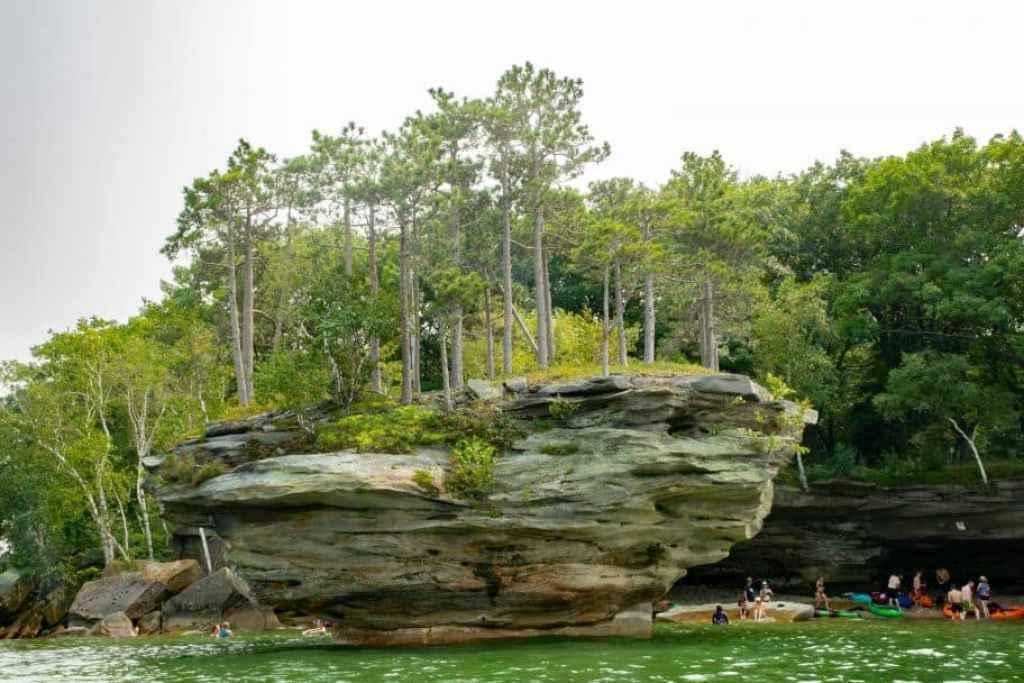 Great Lakes Trip - Turnip Rock