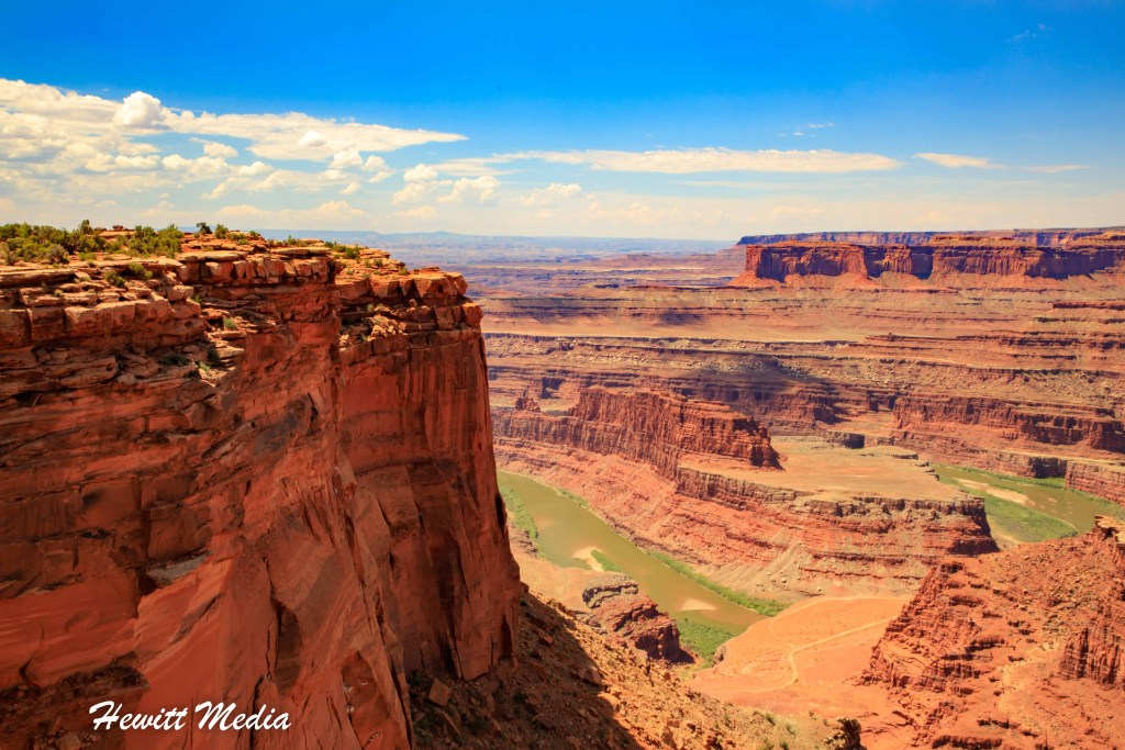 Southern Utah Attractions - Dead Horse Point State Park