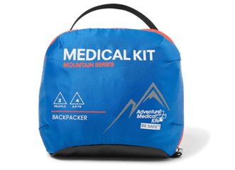 Backpackers Packing Guide - First Aid Kit