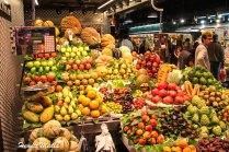 Fresh fruits were amazing