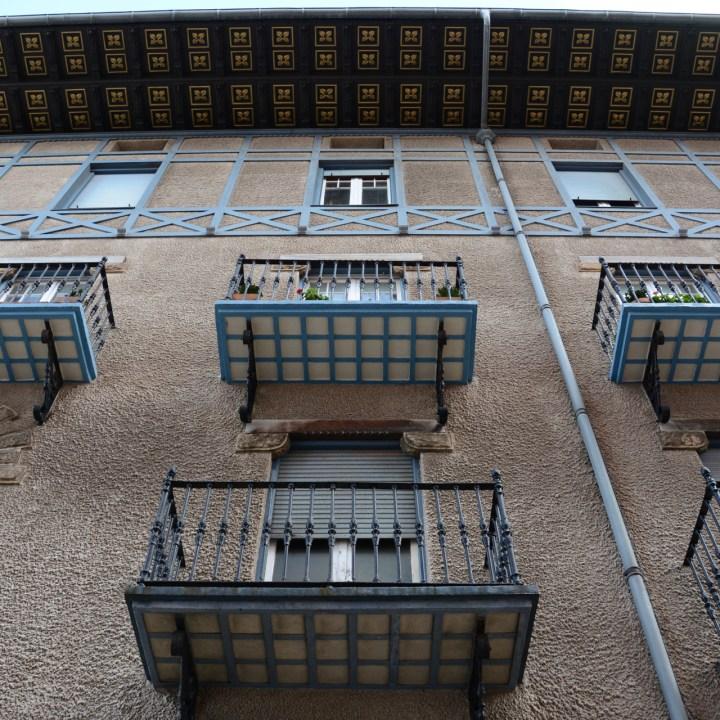 architecture portugalete spain