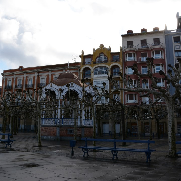 band stand portugalete