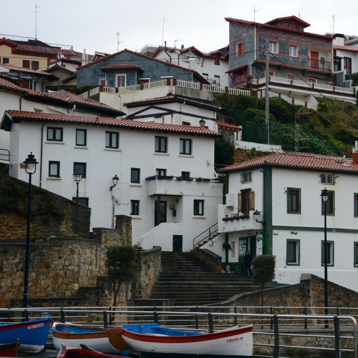 seaside village bilbao