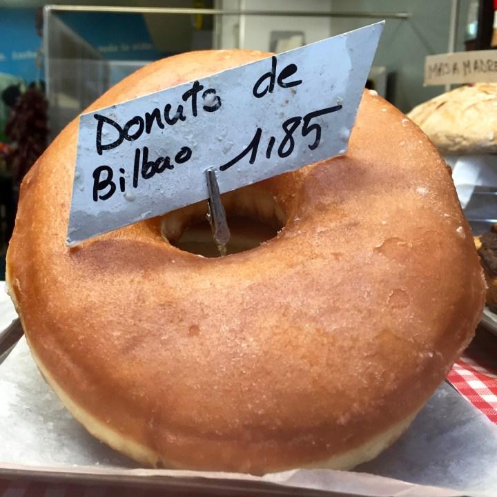 bilbao donut