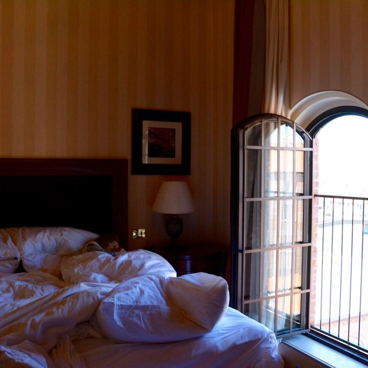 Hilton Molino Stucky Venice room