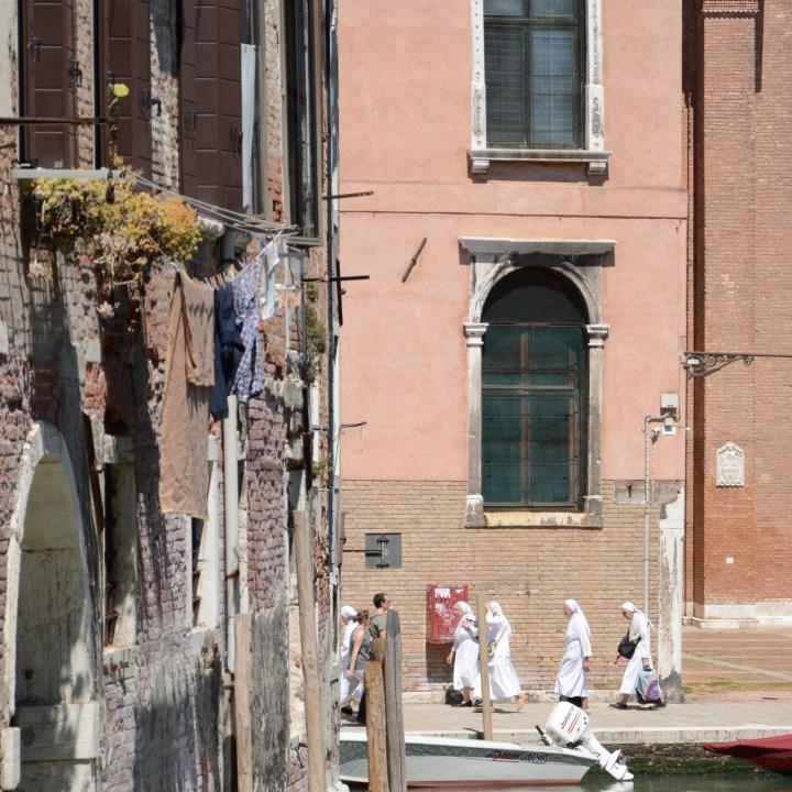 venice church nuns