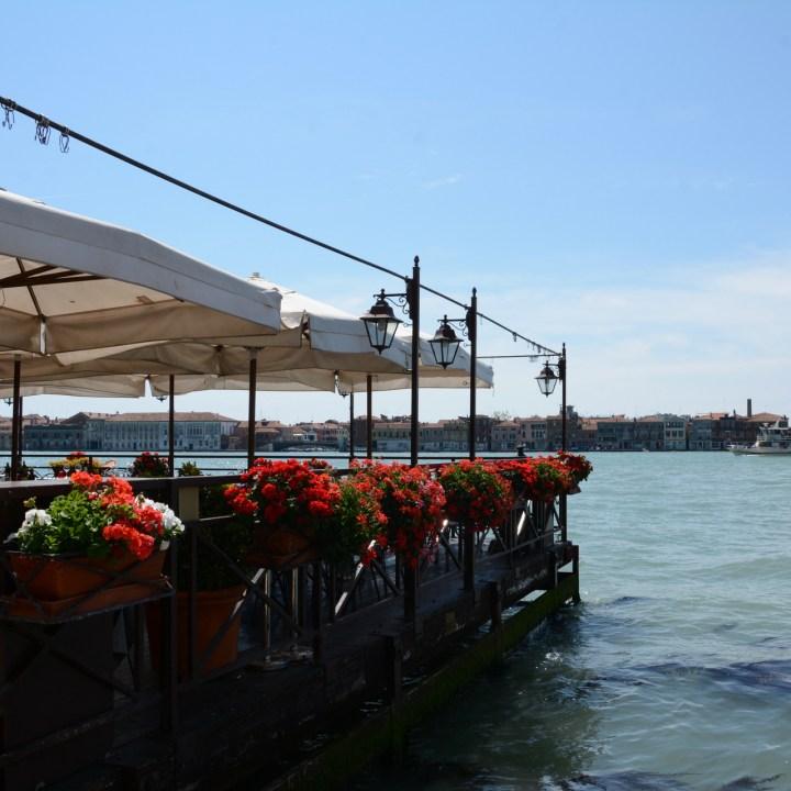 restaurant canal venice