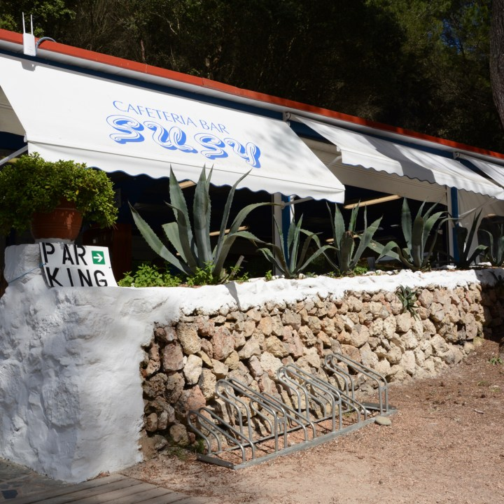 Cafe Susy cala macarella menorca