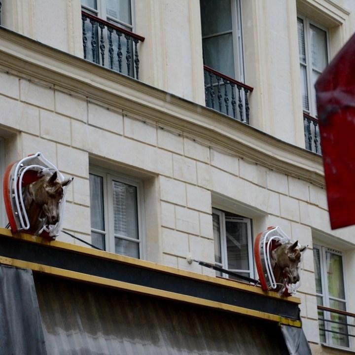 Paris montmatre restaurant