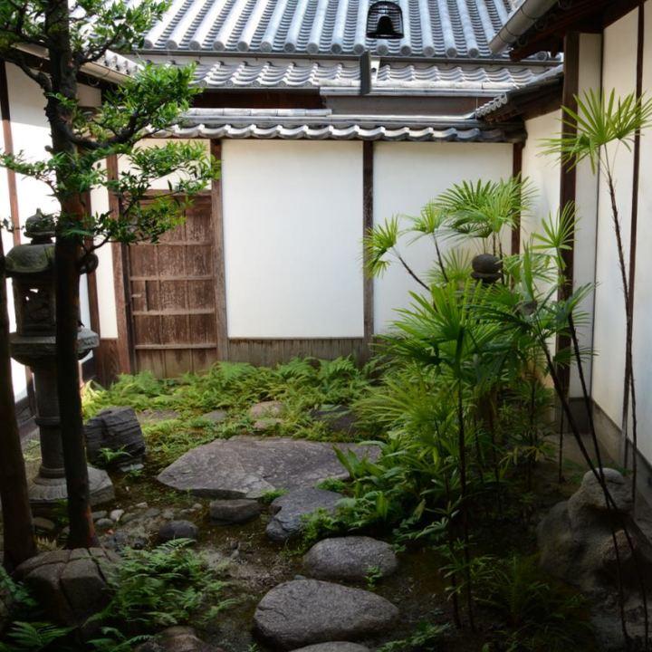 Kurashiki Ohashi house courtyard architecture