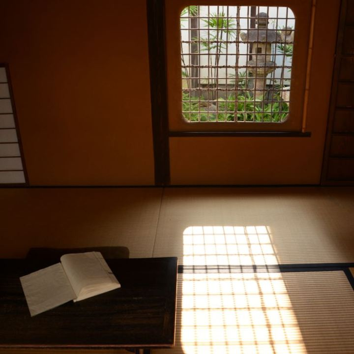 Kurashiki Ohashi house architecture tatami room
