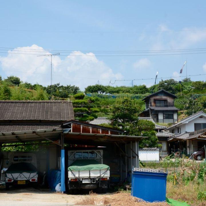 onomichi japan shimanai kaido mukoujima town