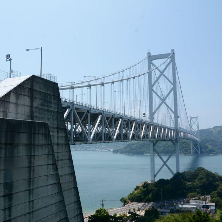onomichi japan shimanai kaido mukoujima innoshima hashi bridge