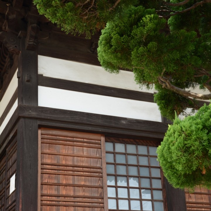 Onomichi temple walk shrine architecture