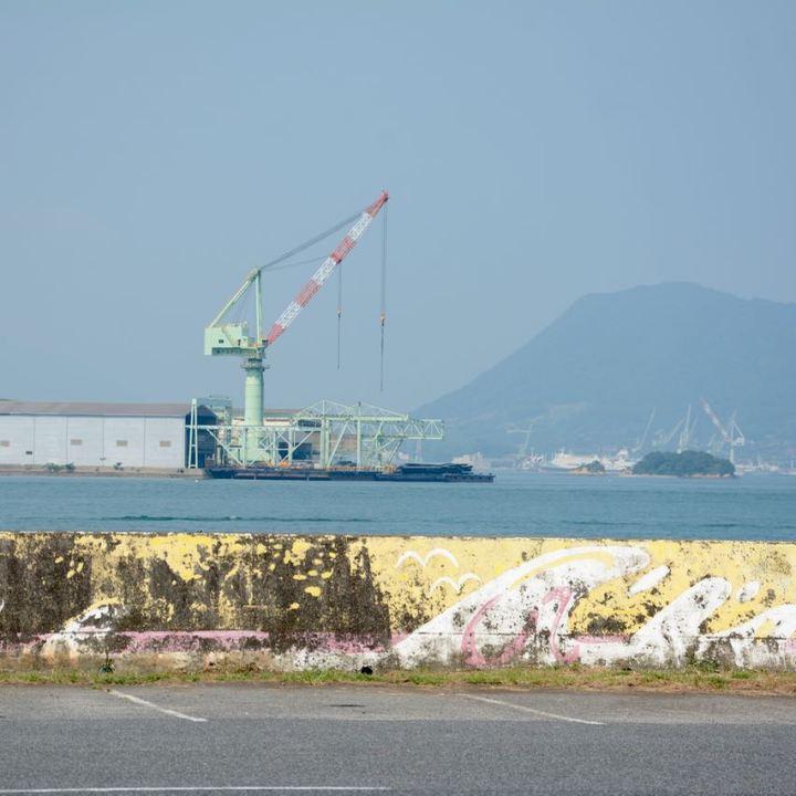 innoshima shimanami kaido cycle path seto inland sea