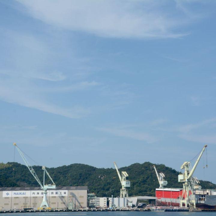 innoshima shimanami kaido yugejima shipyard