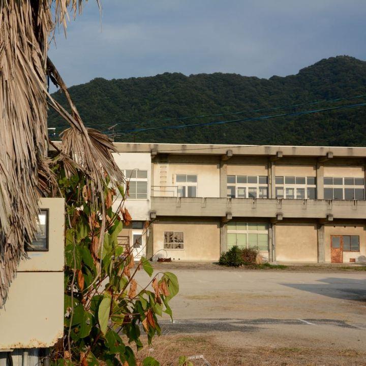 Ikuchijima setoda sunset beach architecture