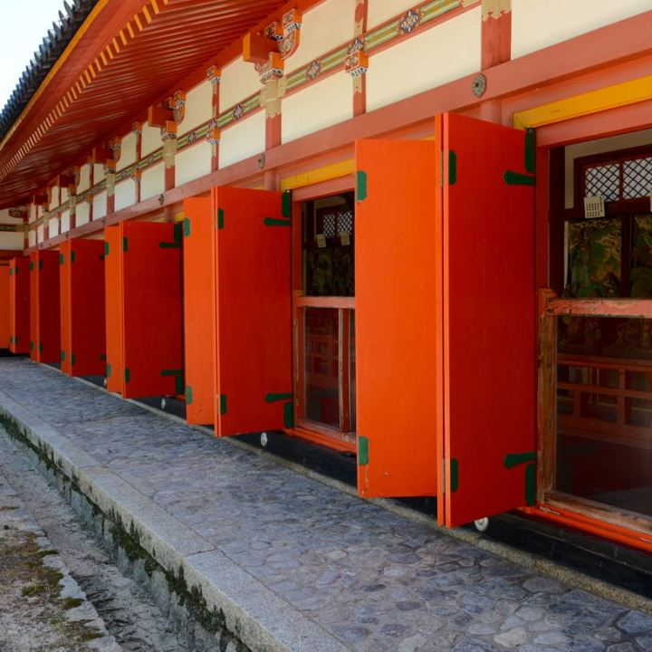 ikuchijima setoda kosanji temple shrine rakando corridor