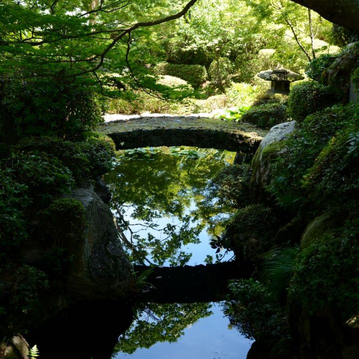 ikuchijima setoda kosanji temple shrine japanese garden