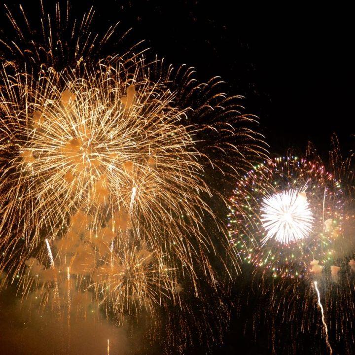 miyajima hanabi firework finale