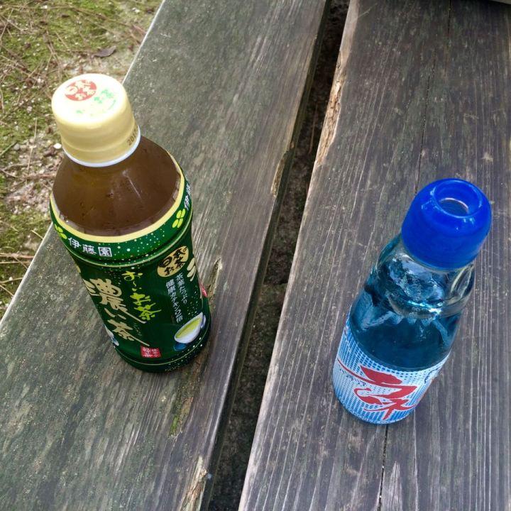 Okayama korakuen garden cool drink