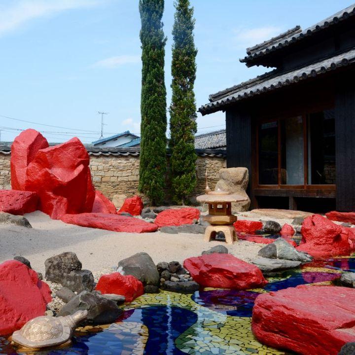 teshima ieura setouchi tirennale yokoo house