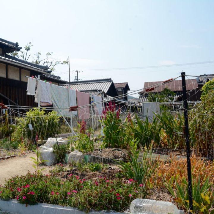 teshima ieura setouchi tirennale garden