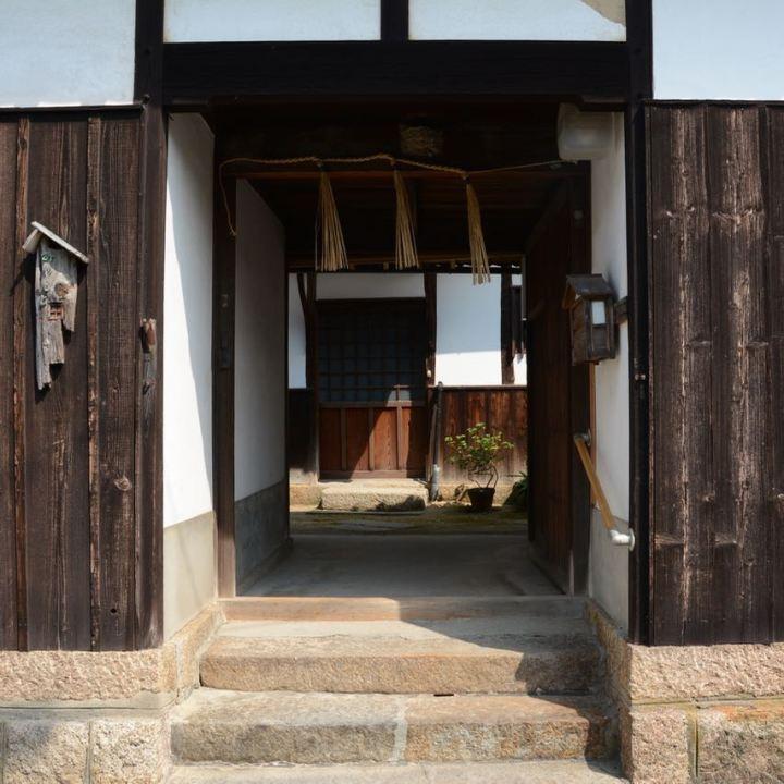 naoshima honmoura setouchi tirennale traditional architecture
