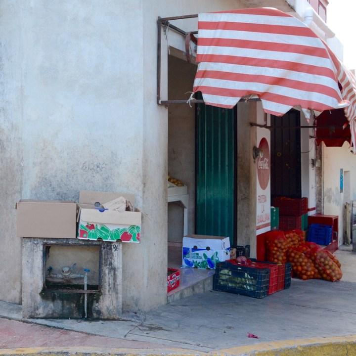 Cancun Mexico valladolid yucatan