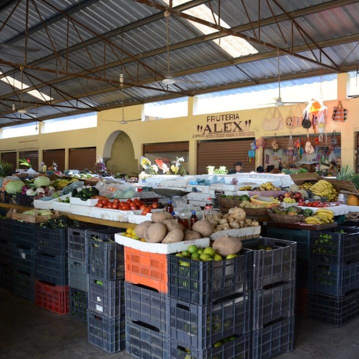 valladolid market hall mercado municipal