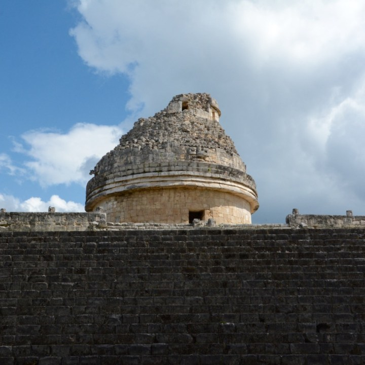 travel with children kids mexico chichen itza el caracol