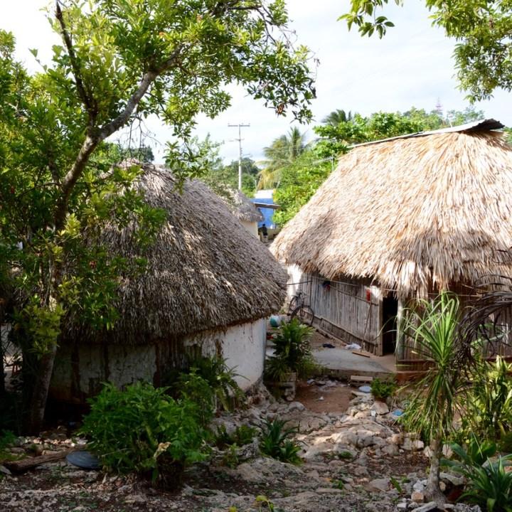 travel with children kids Yokdzonot Cenote