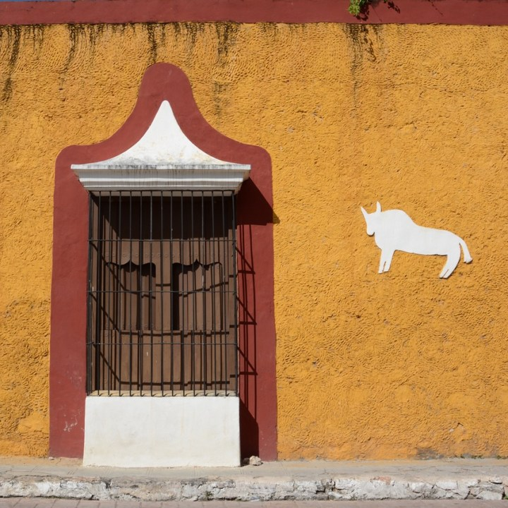 Izamal, Mexico |The Train Museum and the Yellow City of Izamal