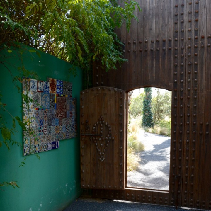 travel with children kids marrakech morocco anima garden andre heller exit