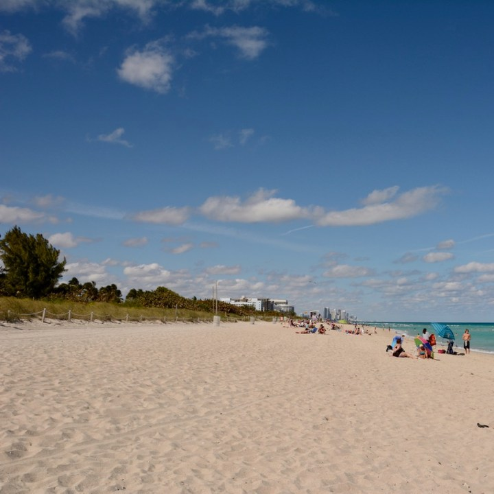 travel with kids children miami south beach time