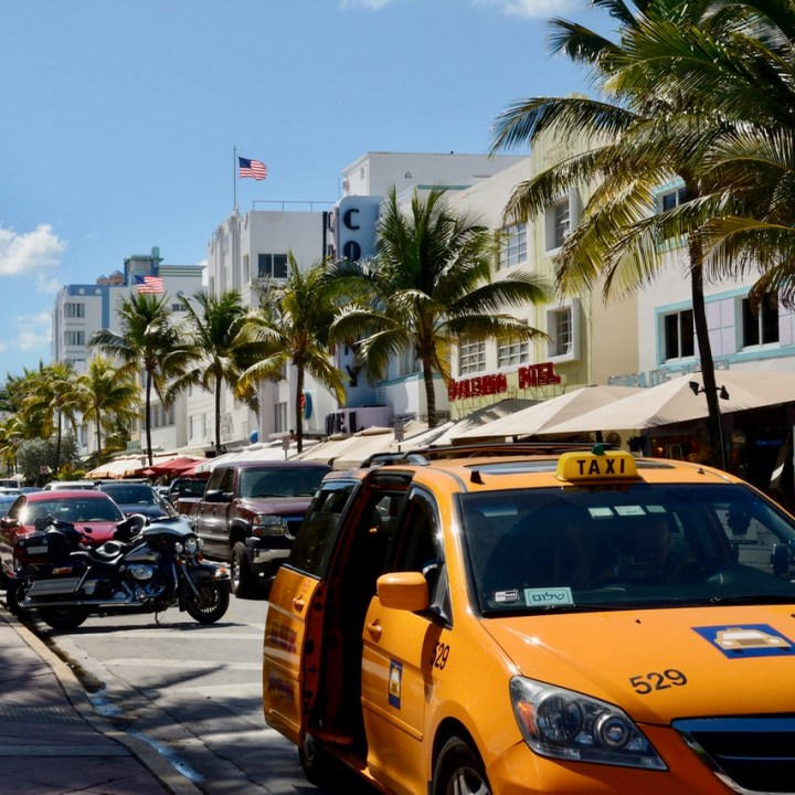 travel with kids children miami south beach mondrian ocean drive