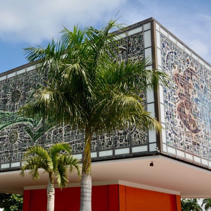 travel with kids children miami south bacardi architecture