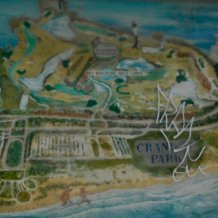 travel with kids children miami usa virginia key beach map