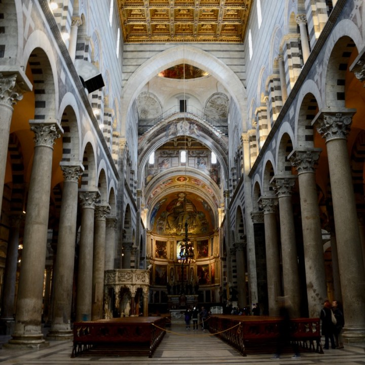 travel with kids children pisa italy miracle square cathedral