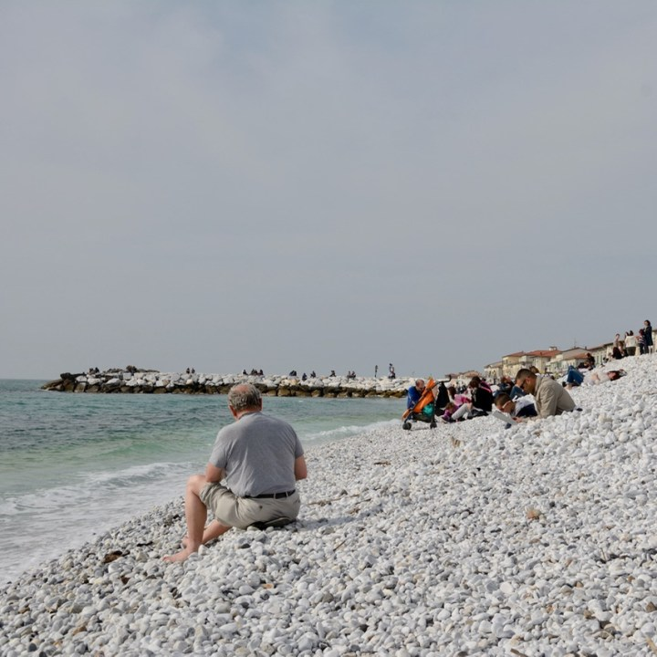 travel with kids children pisa italy marina di pisa beach