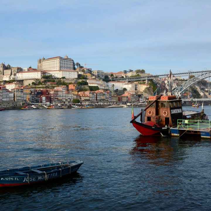 travel with kids children porto portugal sandeman