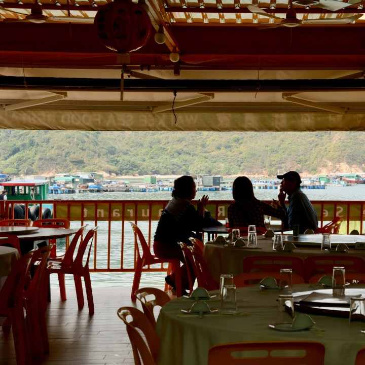 travel hong kong with kids children lamma island sok kwu early lunch