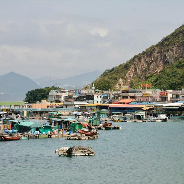 travel hong kong with kids children lamma island sok kwu village