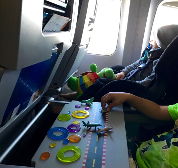 travel with kids wanderlust experiences top tips travelnerdplans airplane fun
