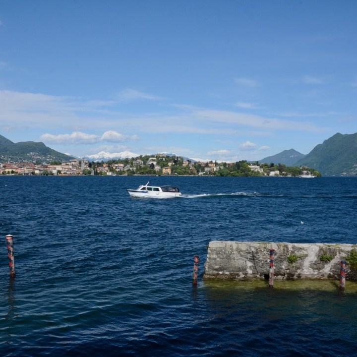 travel with kids children isola madre lago maggiore italy garden boat